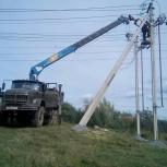 Аренда автовышки телескоп, Воронеж