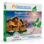 Радиатор алюминиевый ECO AL500-80-4, Воронеж